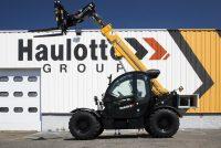 Haulotte lansează cel mai compact telehandler al său: HTL 3207