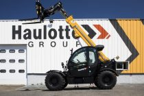 Haulotte introduces its most compact telehandler: HTL 3207