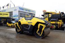 Robomag: Bomag future study – fully autonomous tandem roller