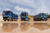 DAF expands its product range for the construction segment