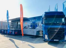 "F-MAX Open Days, ""International Truck of the year 2019"", în România"