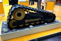 Vibrații și zgomot reduse cu noul sistem de șenilă Continental pentru încărcătoare compacte