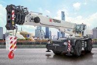 Terex RT 90, o macara pentru teren acidentat eficientă în ceea ce privește costurile de operare și transport