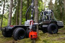 Utilaje compacte pentru un management forestier modern