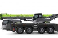 Primele macarale mobile Zoomlion pentru piața europeană includ unități de mișcare Brevini