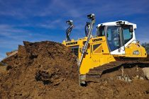 Trimble and Liebherr introduce Trimble Ready factory option for Liebherr PR736 Generation 8 bulldozer