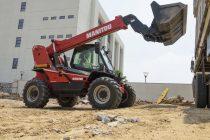 Manitou lansează soluții destinate sectorului de construcții pentru piețele emergente