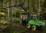 Quality and ergonomics are the premise of BMW Designworks' interior solutions for forwarder's fixed cab