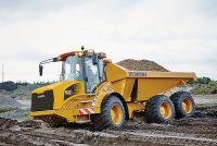 Hydrema launched two new Stage V 6×6 machines at Bauma