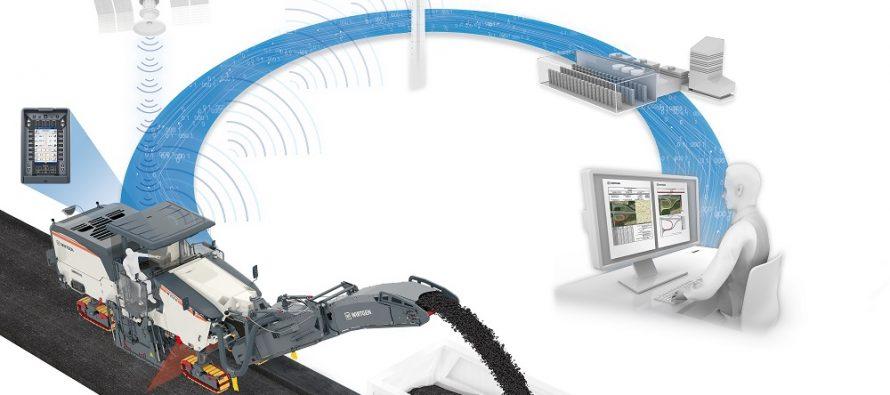 Măsoară automat performanțele de frezare cu noua funcție Wirtgen Performance Tracker
