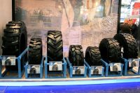 Magna Tyres Group meets the high demand for construction tires