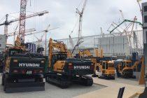 Hyundai CE își pregătește excavatoarele pentru echiparea cu rotoare basculante Engcon