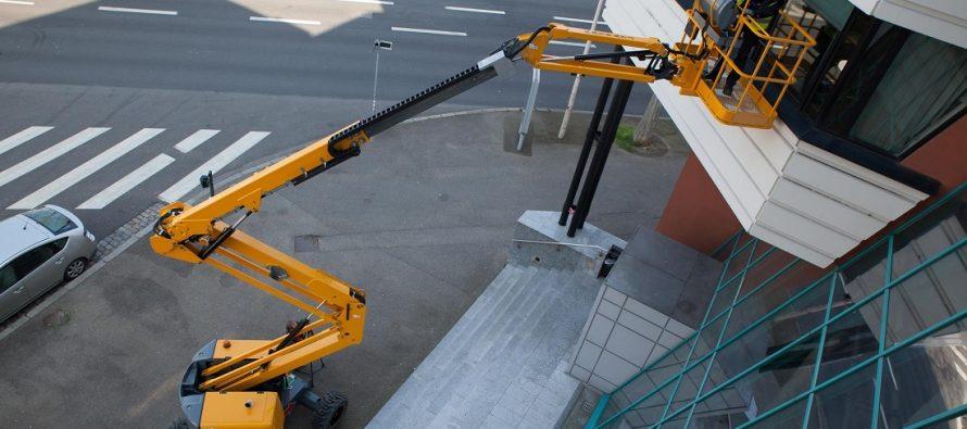 Haulotte introduce un sistem de oprire automată