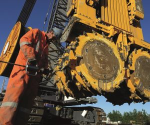 Record mondial: tehnologia de frezare Bauer a atins adâncimea de 228 m