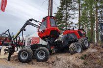 Komatsu Forest prezintă noi funcții pentru modelele sale 2020