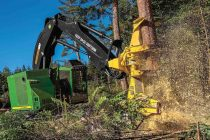 John Deere announces upgrades to the FR22B and FR24B felling heads