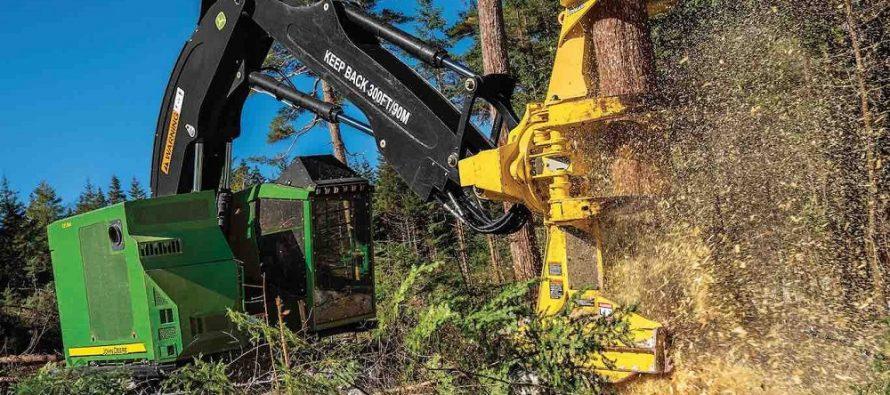 John Deere anunță upgrade-uri pentru capurile de recoltare FR22B și FR24B