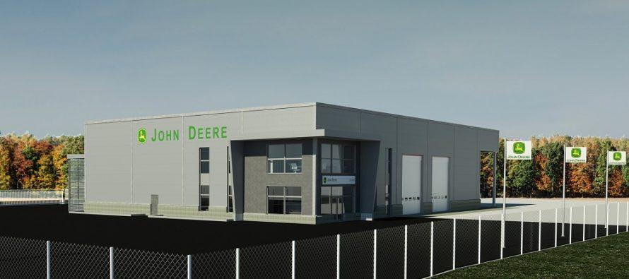 John Deere va investi în trei centre de customer service în Scoția, Suedia și Finlanda
