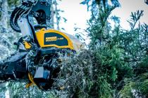 Ponsse harvester heads – designed for demanding conditions