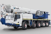 Tadano sets benchmarks with the development of two new all-terrain cranes