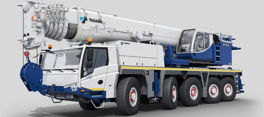 Tadano ridică standardul odată cu dezvoltarea a două noi macarale tot-teren