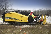 Vermeer introduces new D23X30DR S3 Navigator horizontal directional drill