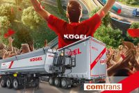 Kögel, la Comtrans 2019