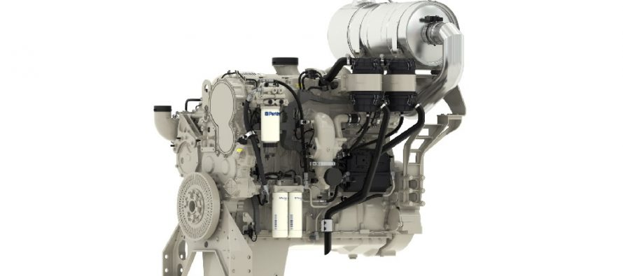 Perkins delivers more power for its EU Stage V customers with a new 18 litre series twin turbo engine