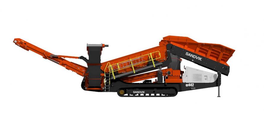 Sandvik launch next-generation 2 Series QE442 Scalper