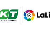 BKT devine Partener Global Oficial al LaLiga