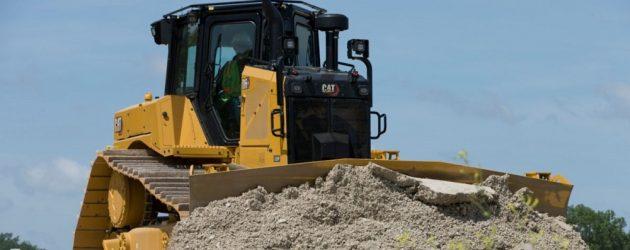 Transmisie electrică sau complet automată, de înaltă performanță, pe noile buldozere Cat D6 / D6 XE