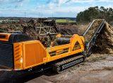 A smart shredding solution even in the field: AK 640 K
