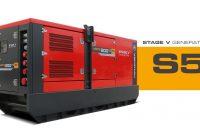 S5 Range – generator sets with Stage V engines