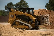 Caterpillar lansează noua serie Cat D3 de miniîncărcătoare pe roți și miniîncărcătoare compacte pe șenile