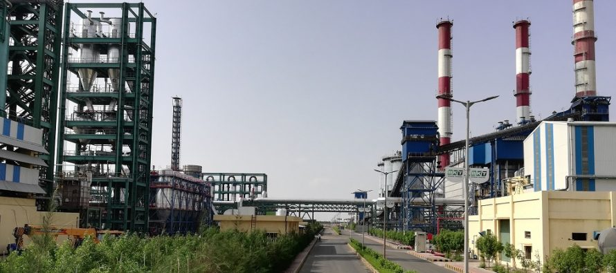 BKT's carbon black plant is ready to reach full capacity at the Bhuj production site
