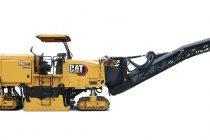 Îmbunătățirile aduse frezelor de asfalt la rece Cat cresc intervalele de operare și service