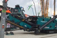 Powerscreen unveiled OMNI & upgraded products at bauma