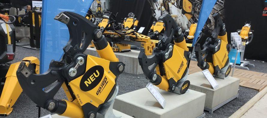 Noi linii de atașamente destinate roboților pentru demolări Brokk