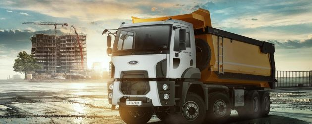 Motorul Ecotorq, inima camioanelor Ford Trucks