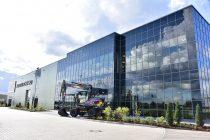 Lord Bamford deschide oficial noul sediu JCB din Germania, o investiție de 50 mil. de lire
