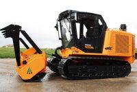 PT-175 este cel mai nou tractor șenilat de la PrimeTech