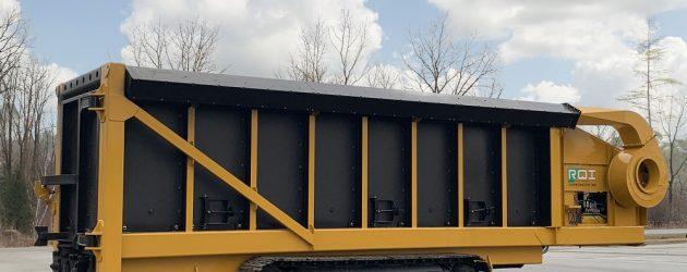 Tigercat a achiziționat ROI, extinzându-se în sectorul procesării materialelor