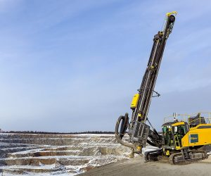Drilling at the forefront: the new automated SmartROC D65