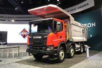 Scania și Navistar vor colabora pentru furnizarea de vehicule și servicii către sectorul minier canadian