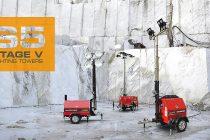 Turnurile de lumină Himoinsa din Seria Apolo au acum motoare Stage V