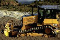 Noul buldozer Cat D5 aduce o abundență de tehnologii, înlocuind bine cunoscutul model D6N