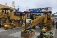 Gomaco's Xtreme curb and gutter machines handle any challenges
