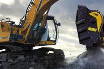 Avantajele atașamentelor MB Crusher în procesele de demolare durabilă