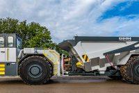 GHH îmbunătățește camionul subteran MK-A35 pe care l-a echipat cu motor Stage V