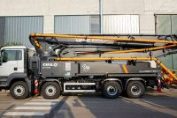 CIFA – Pionieri în inovarea echipamentelor pentru beton